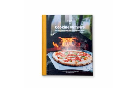 Ooni Pizzaboek: Cooking with fire