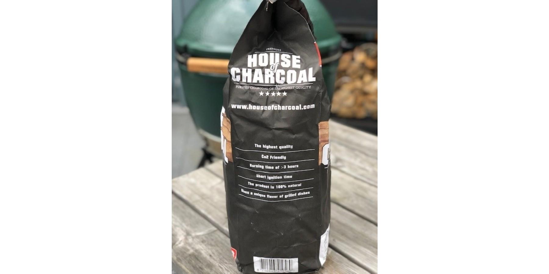 House of Charcoal Restaurant Houtskool 2.5 KG