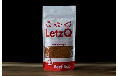 LetzQ Beef rub LetzQ 100gr