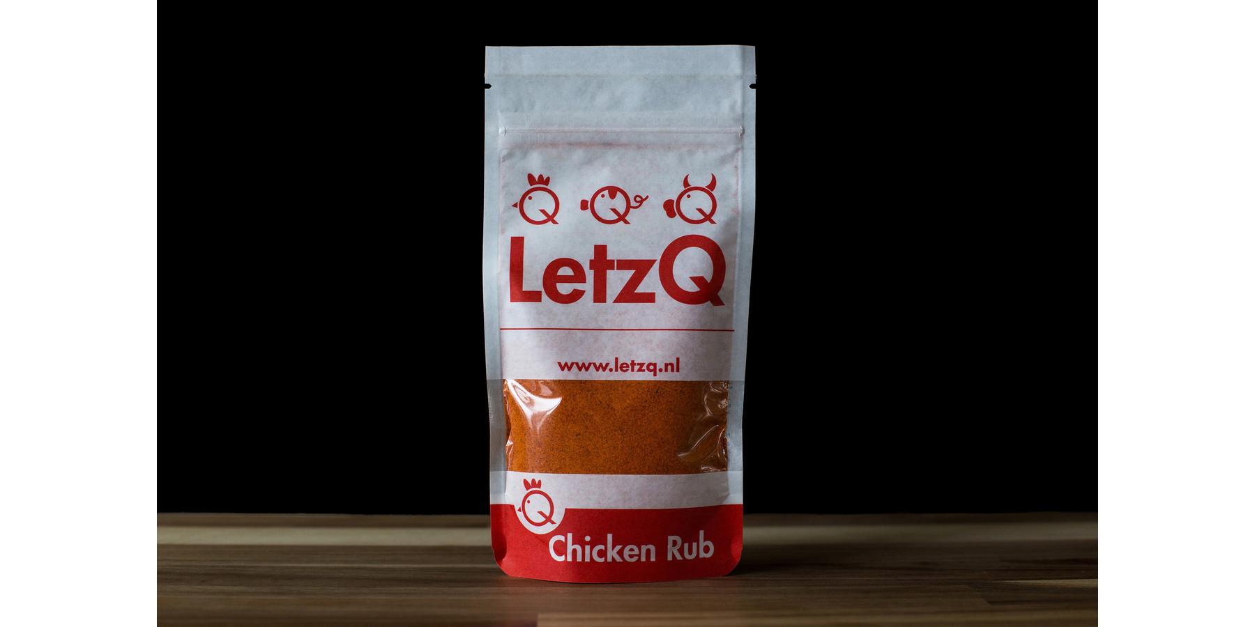 Chicken rub 100 gram