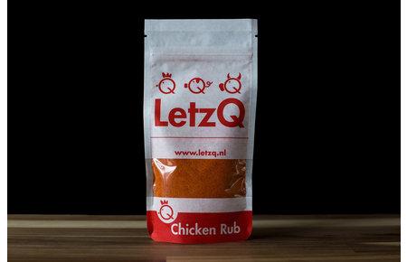 LetzQ Chicken rub 100 gram
