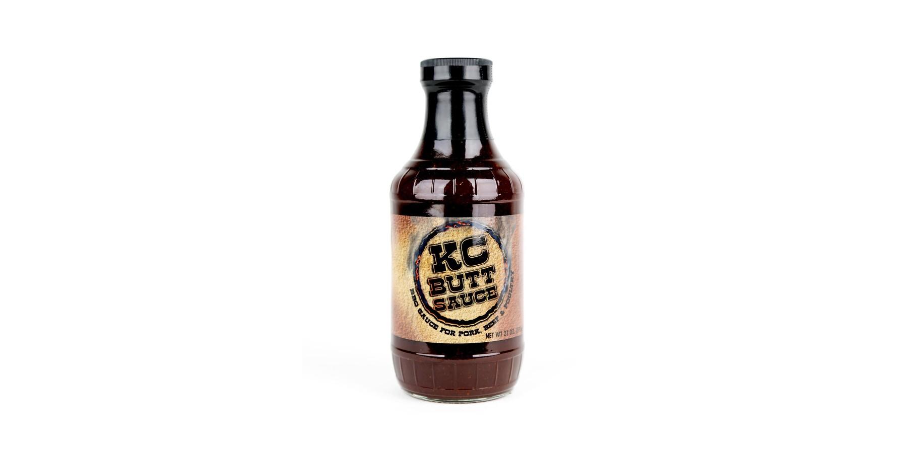 KC Butt BBQ saus