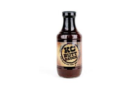 KC Butt KC Butt BBQ saus