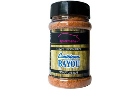 Pork Mafia Louisiana BAYOU rub