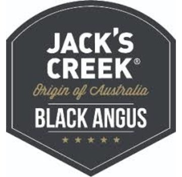 Black Angus grain fed