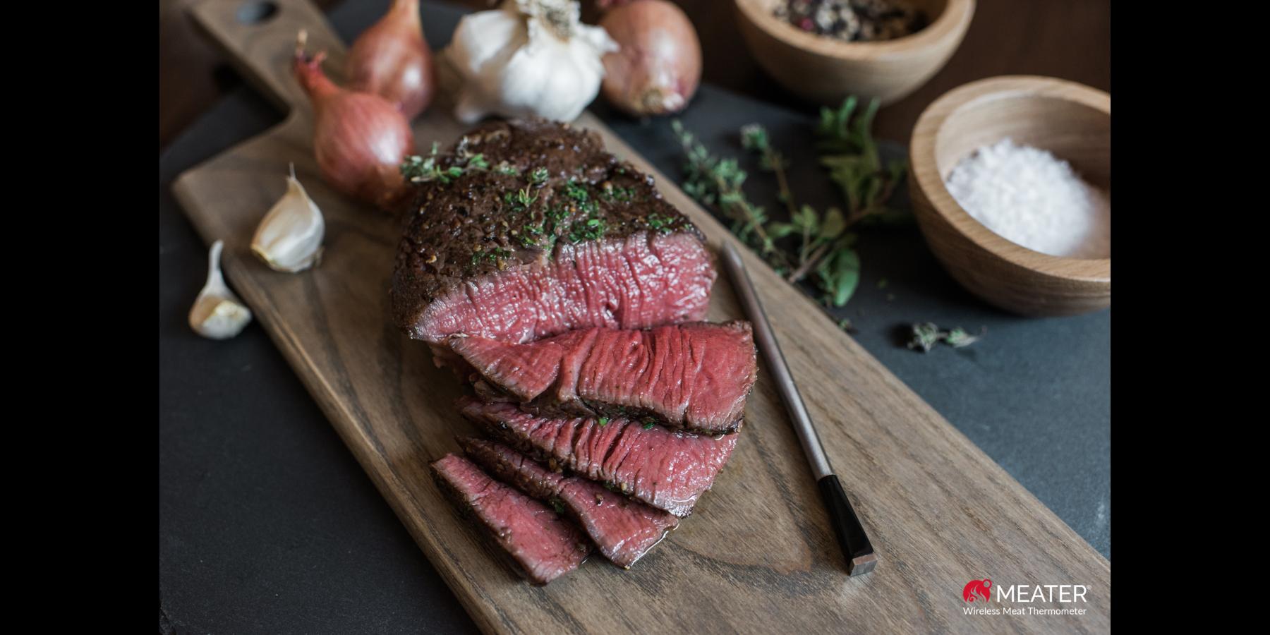 MEATER  Block 4 draadloze vlees -en bbq thermometers