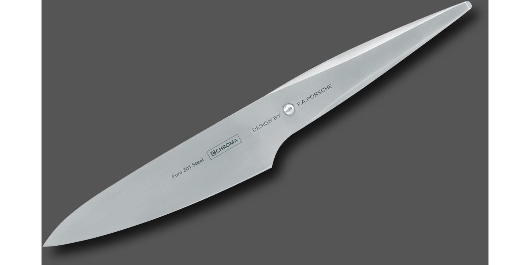 Koksmes 14 cm. P04 type 301