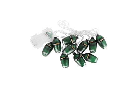 Big Green Egg LED Christmas light string