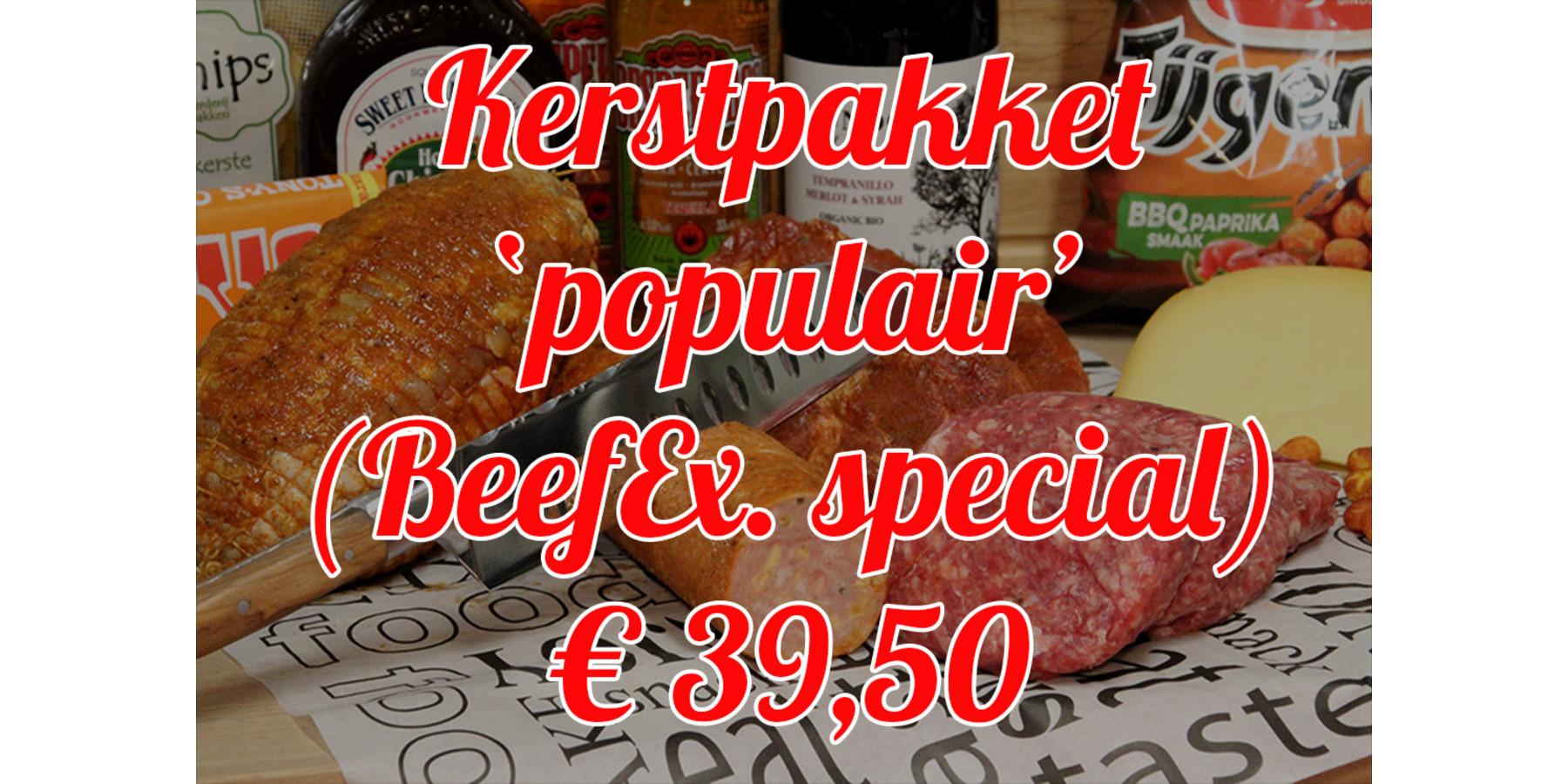 Kerstpakket Populair (BeefEx. special)