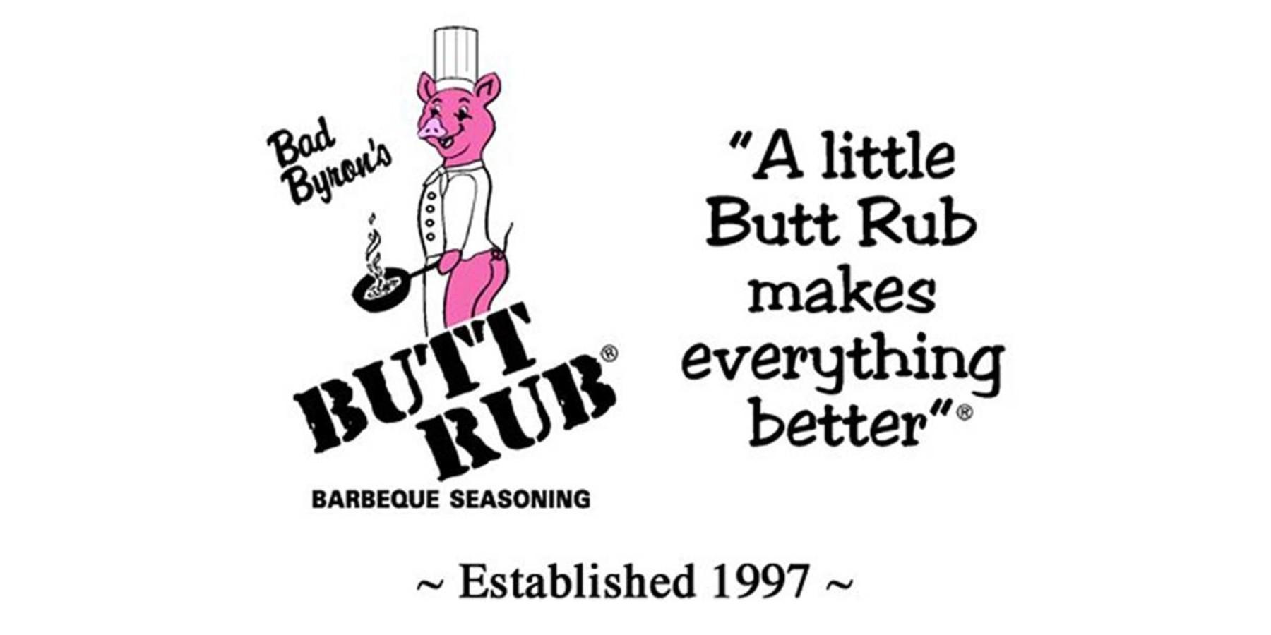 Bad Byron's Butt Rub XL