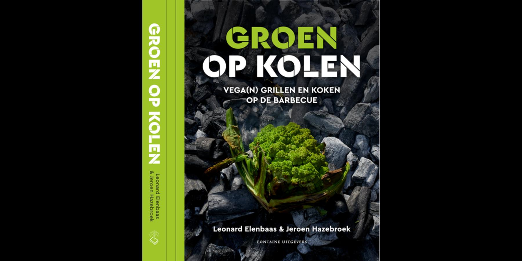 Groen op kolen - vega(n)  grillen op de barbecue
