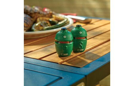 Big Green Egg Salt pepper shakers
