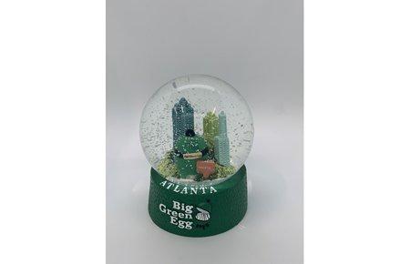 Big Green Egg Snow Globe - Sneeuwbol