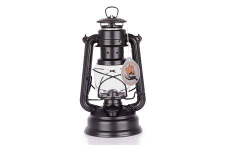 Feuerhand Feuerhand 276 Mat zwart Petroleumlamp