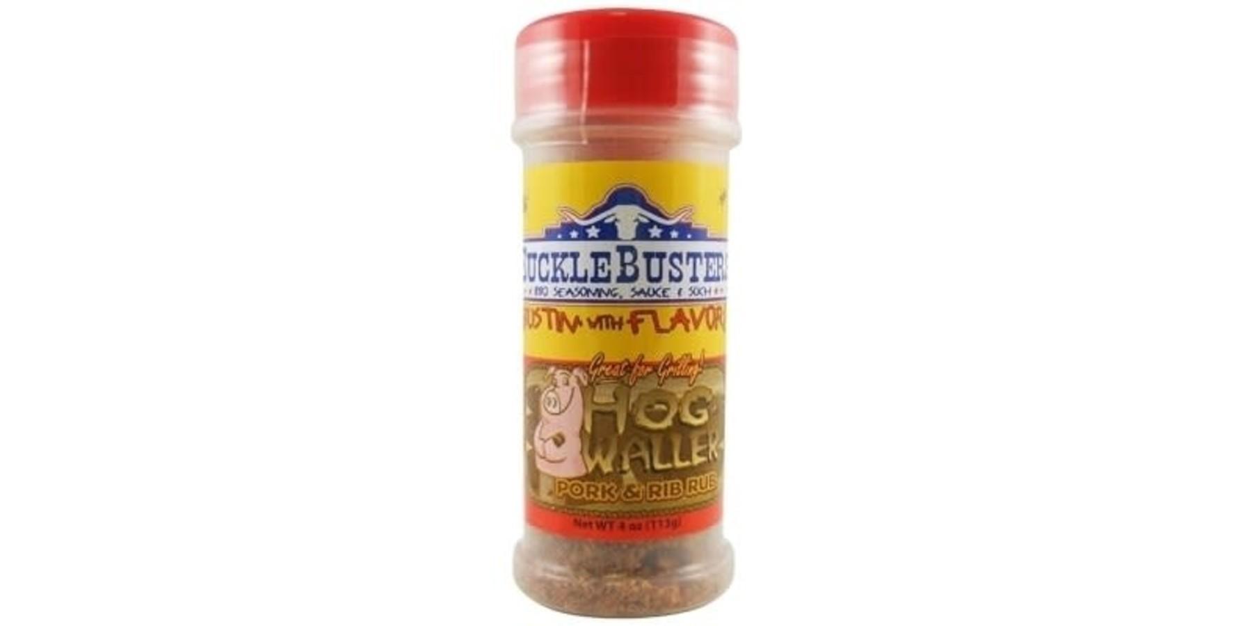 Hog Waller pork & rib rub