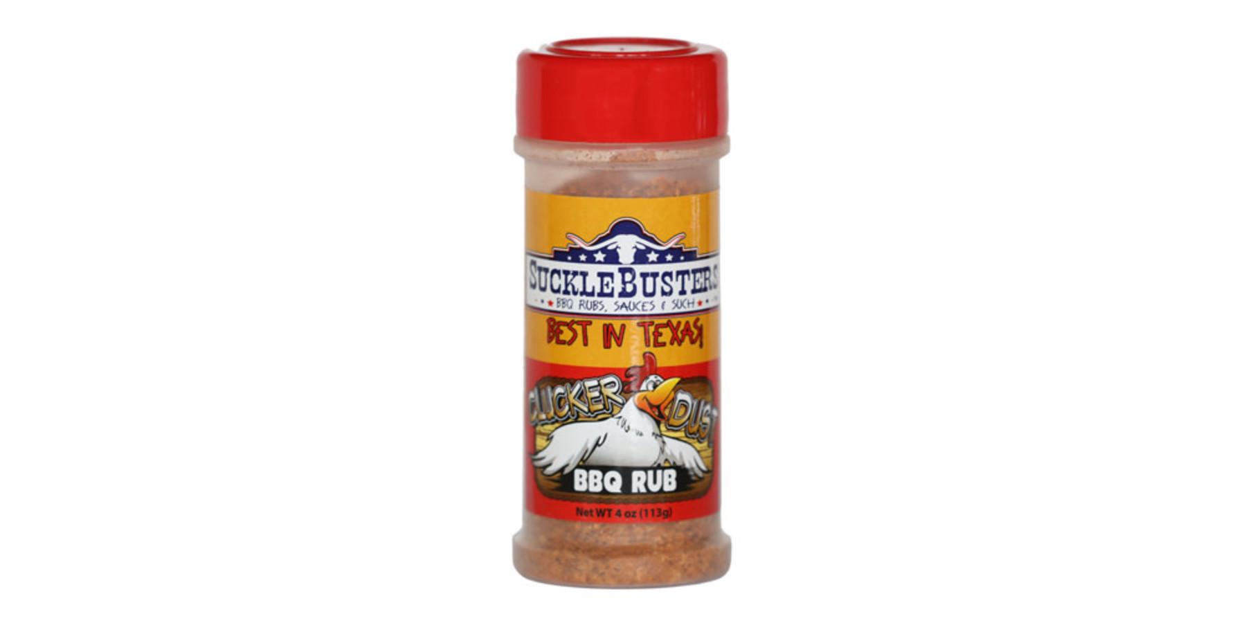 Clucker Dust chicken rub