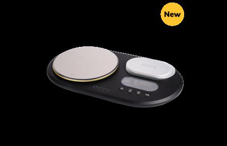 Ooni Dual platform digital scale - weegschaal