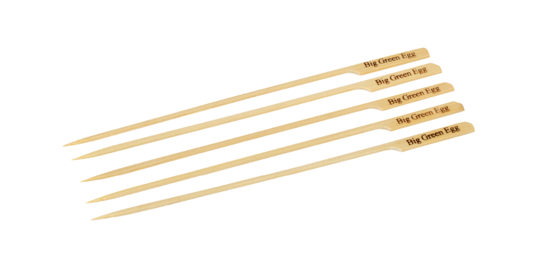 Bamboo skewers - bamboe spiesjes