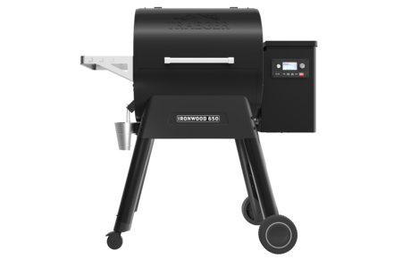 Traeger Wood Fired Grills Traeger Ironwood 650