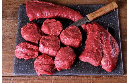 BeefEx - Black Angus Beef Ossenhaas Zuid Amerikaans Grasgevoerd
