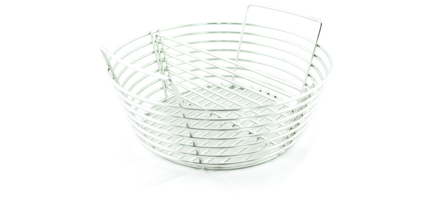 Charcoal Basket Compact