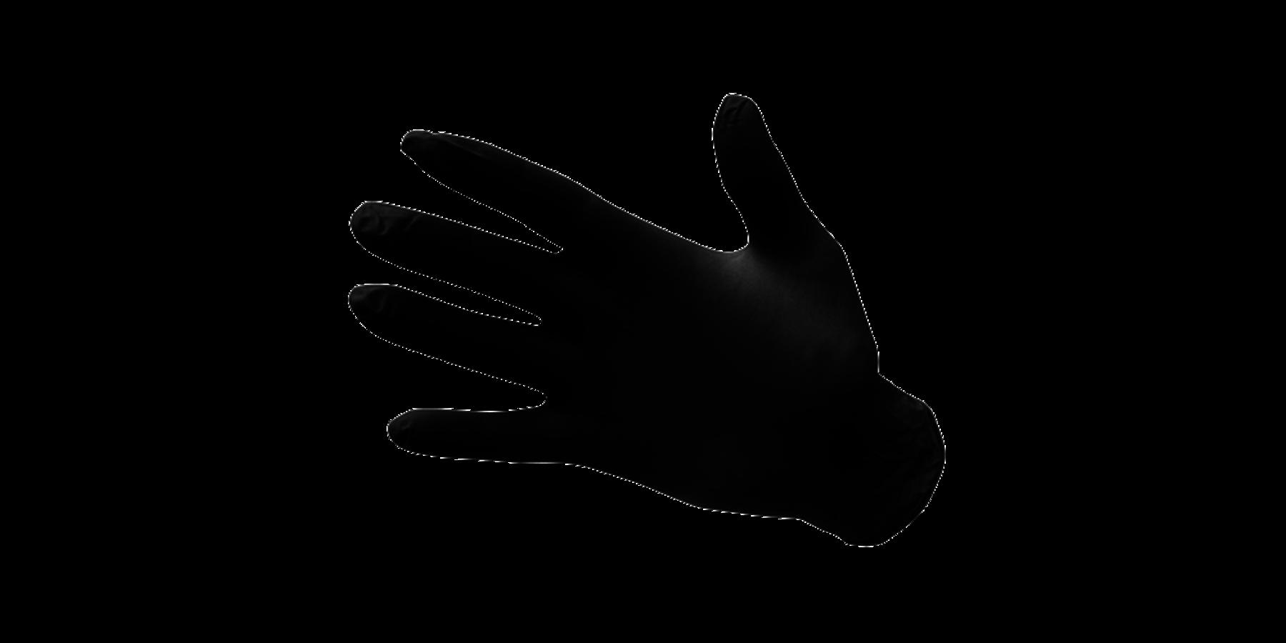 Disposable BBQ gloves XL (20st)