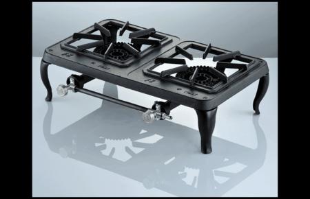 Foker 2 pits kooktoestel model Europa 2