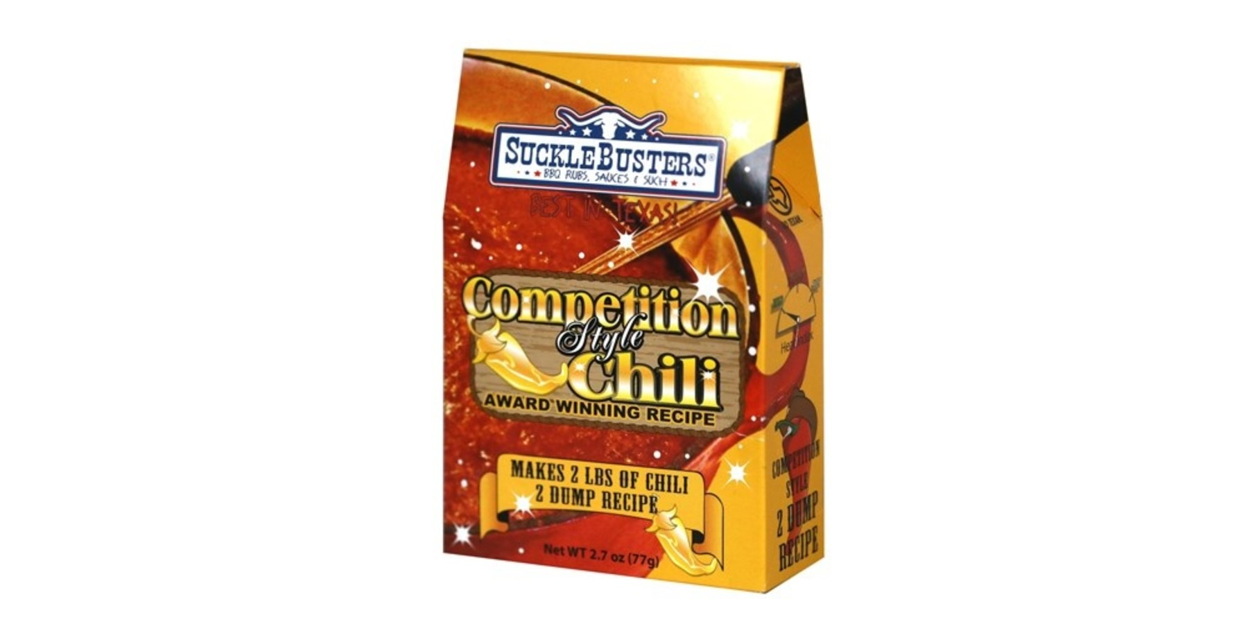 Competition Style 2 Dump Chili kit