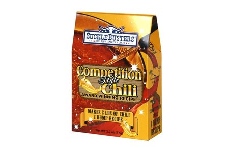 SuckleBusters Competition Style 2 Dump Chili kit