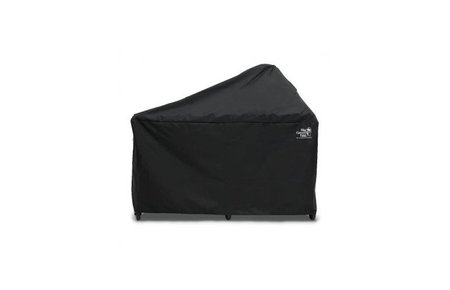 Big Green Egg Cover Acacia Table voor BGE Large