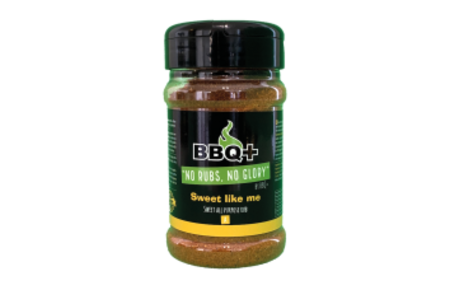 BBQ+ BBQ+ Rub Sweet Like Mine - 200 gram