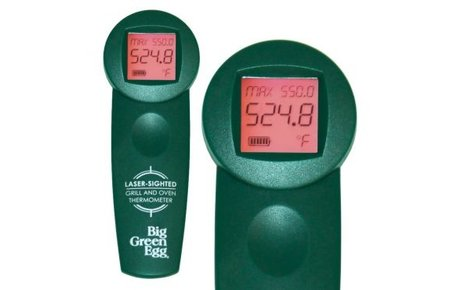 Big Green Egg Infrared Cooking Surface Thermometer