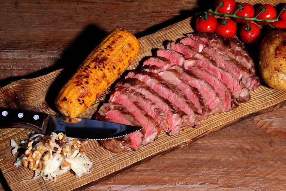 STEAKHOUSE PLATE Jacks Creek Rib Eyes uit het Steakhouse 'At Home' - PAKKET 2 -
