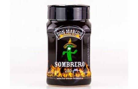 Don Marco's Barbecue Sombrero