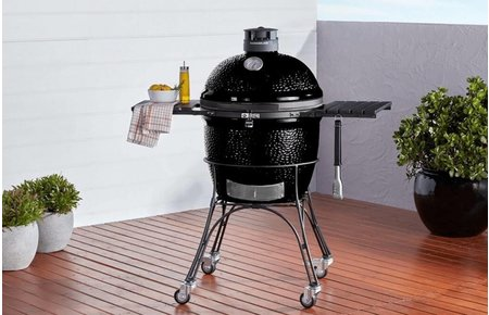 Kamado Joe Barbecue Kamado Joe ® Classic Joe II Black - PRE-ORDER NOW !