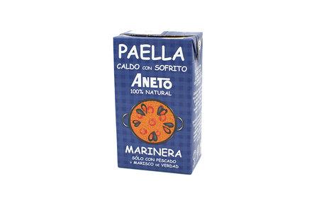 ANETO PAELLA Paella Marinera bouillon
