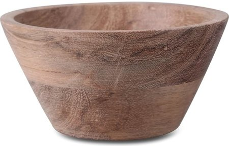 Stuff Design Bowl conical 10 cm Acacia