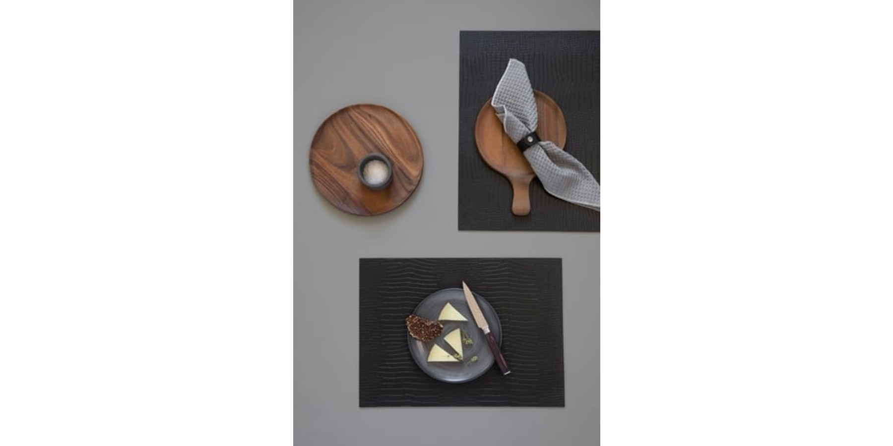 Plate DINNER 30 cm Acacia