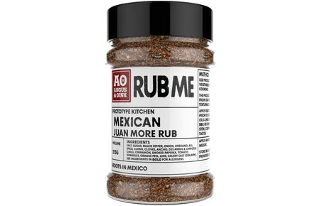 Angus & Oink Mexican Seasoning