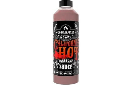 Grate Goods California Hot Barbecue Sauce Large