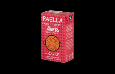 ANETO PAELLA Paella de carne bouillon