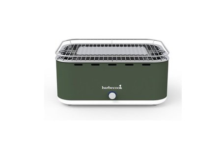 Barbecook Carlo houtskool tafelgrill Army Green