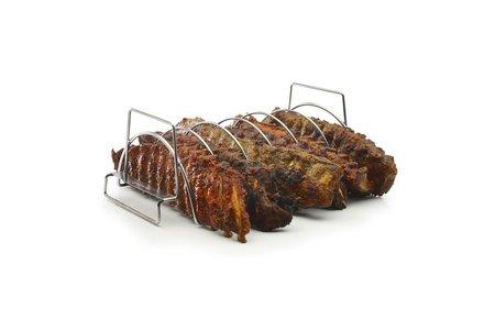 Barbecook Vlees- en ribrek uit rvs