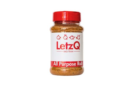 LetzQ All Purpose Rub ca. 350 gram