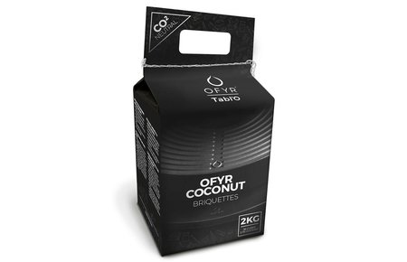 OFYR Coconut briquettes 2 kg