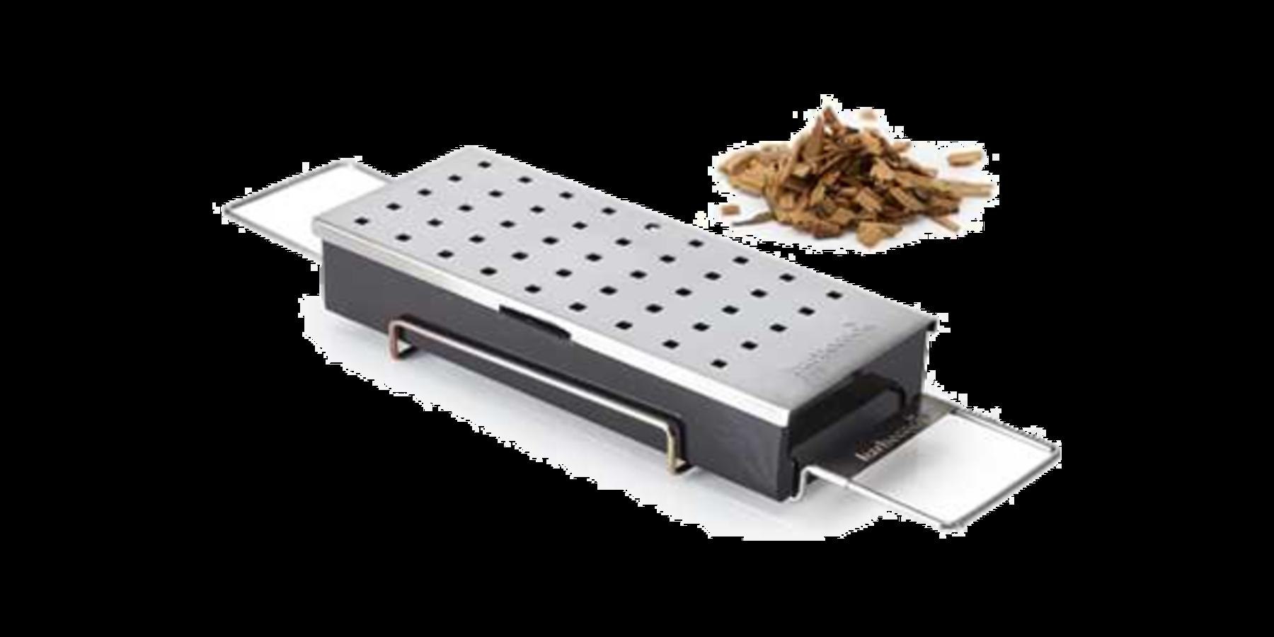 Universele smoker box voor rookchips