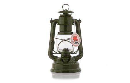 Feuerhand Stormlamp olijfgroen