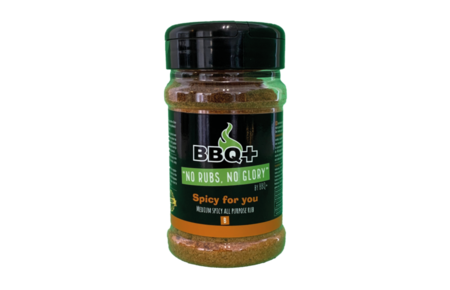 BBQ+ Spicy For You