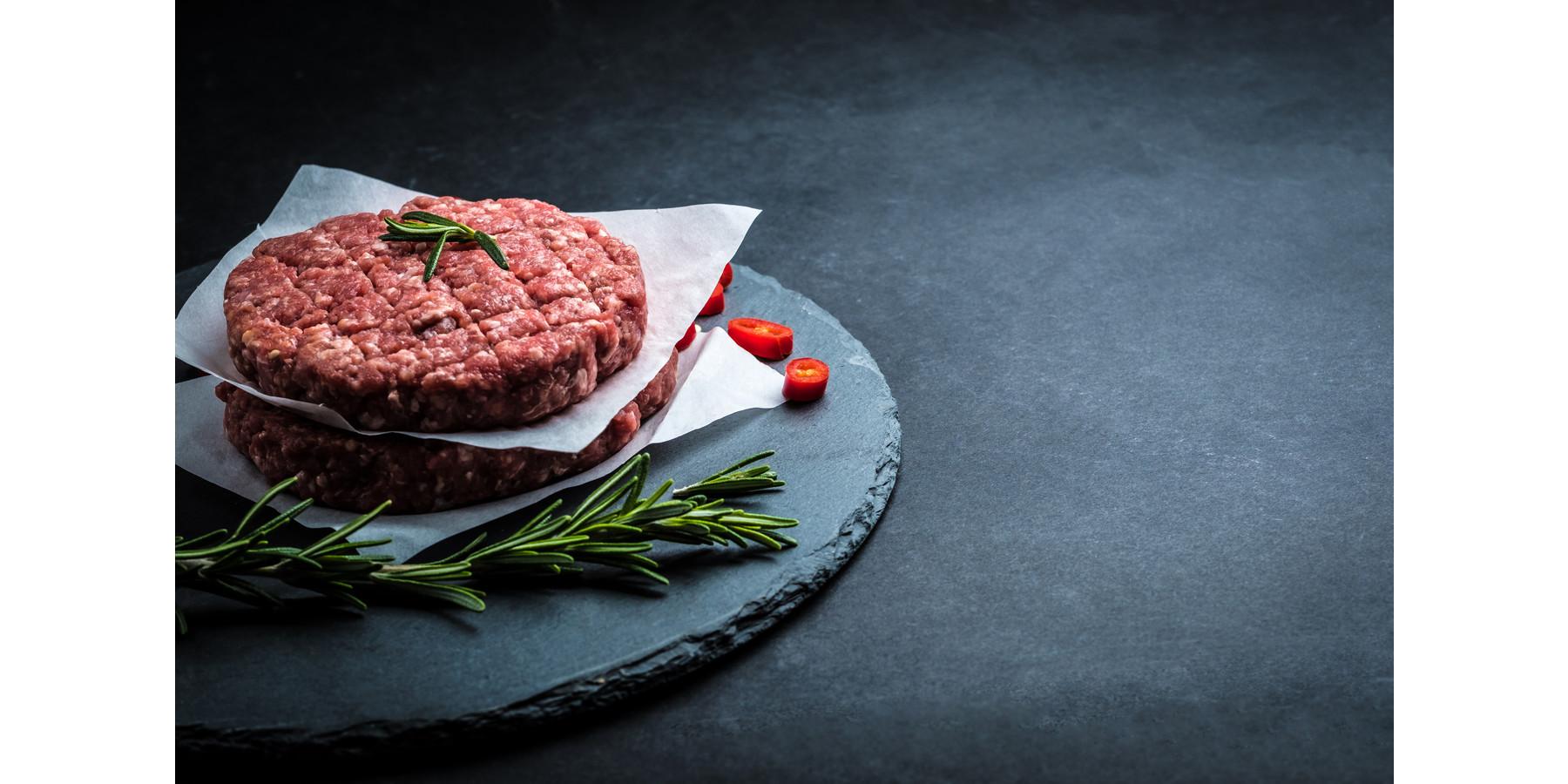 Waardse Kalfs Hamburger