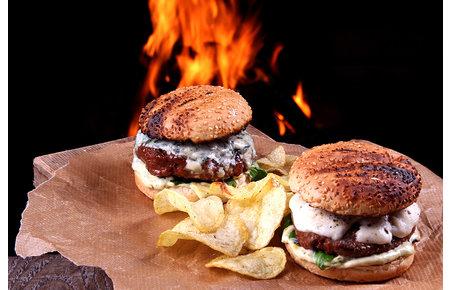 Waardse Buffel Burger